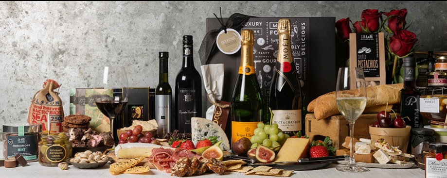 About Gourmet Basket Homepage
