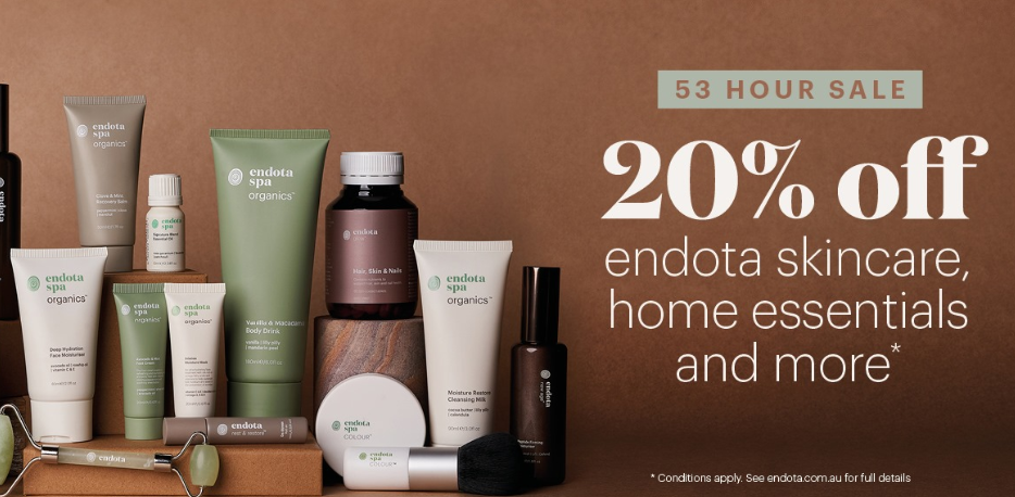 About endota spa sales