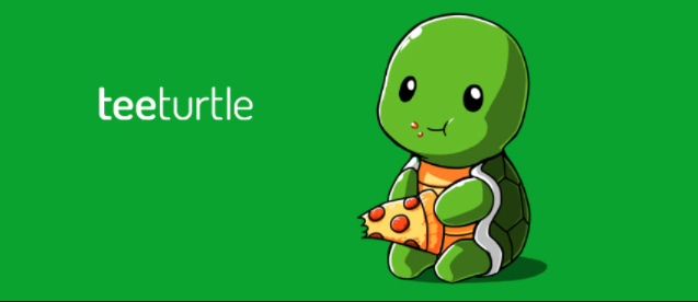 About Teeturtle Homepage