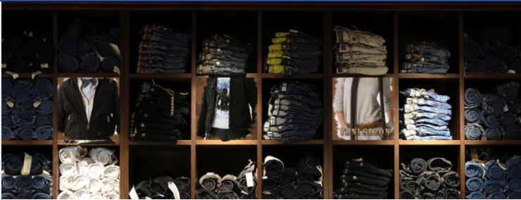 About Buck House Of Jeans Homepage