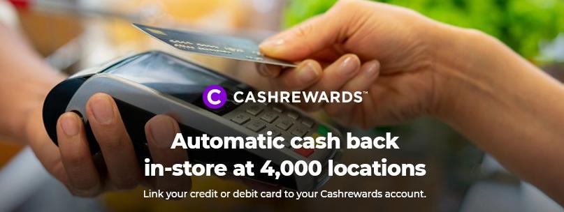 About Cashrewards Homepage