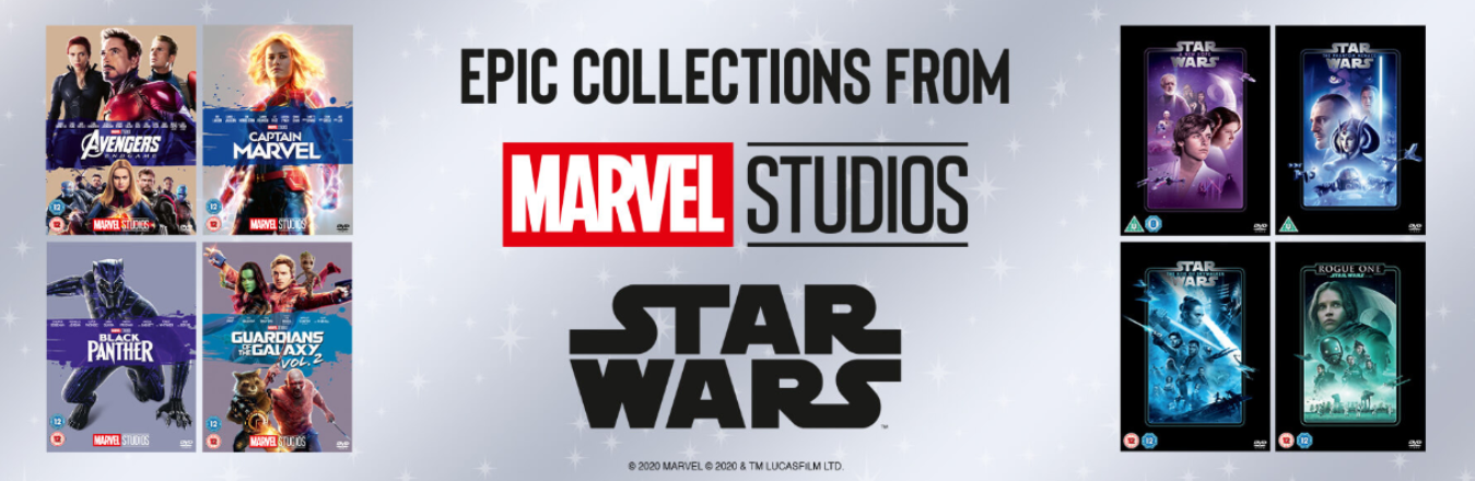 Epic Collections from Marvel Studios