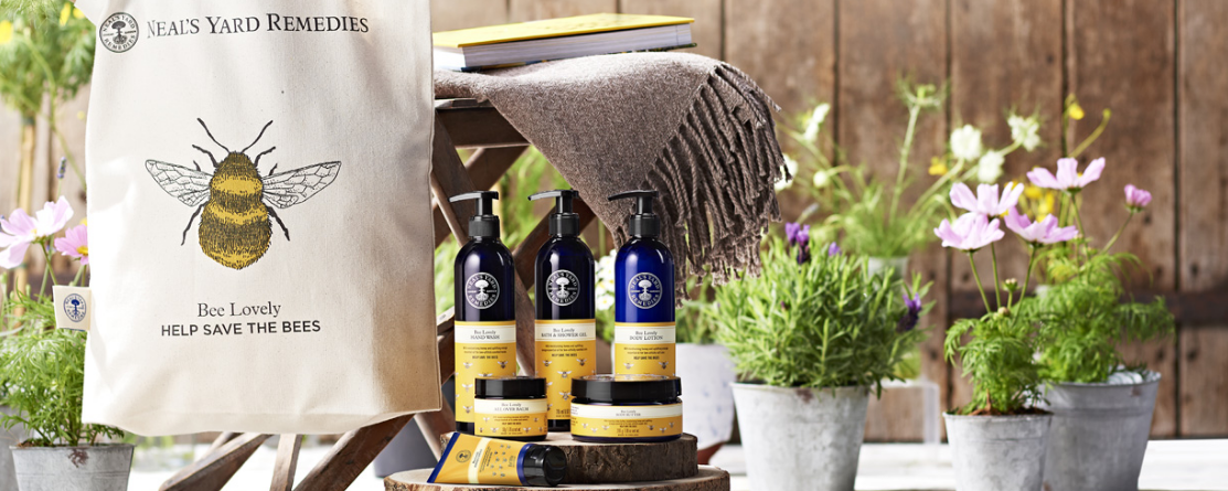 About Neals Yard Remedies Homepage