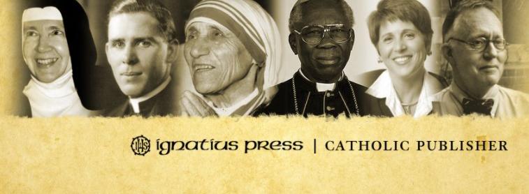 About Ignatius Press Homepage