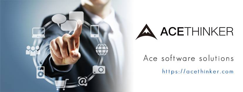 About AceThinker Homepage