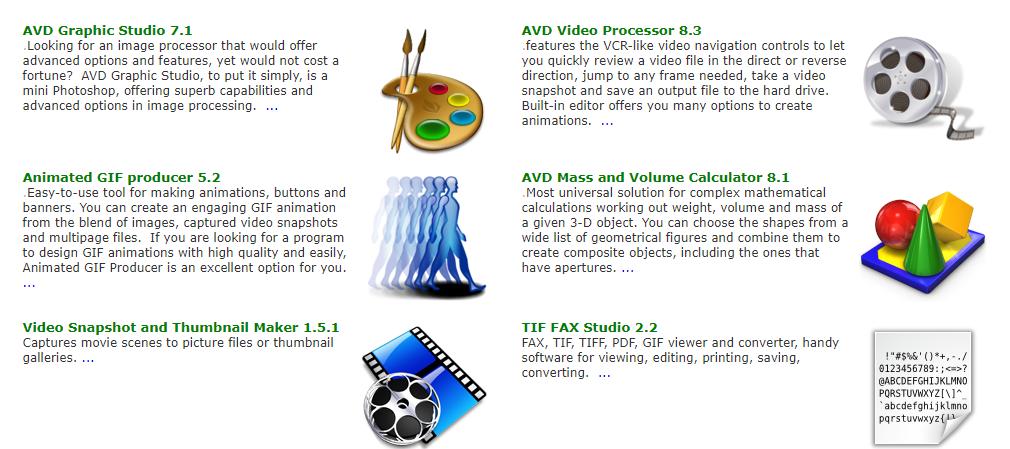 About AVLAN Design.com Homepage