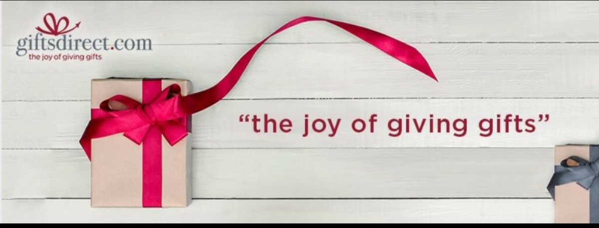 Gifts Direct Homepage