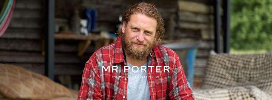 About MR PORTER Homepage