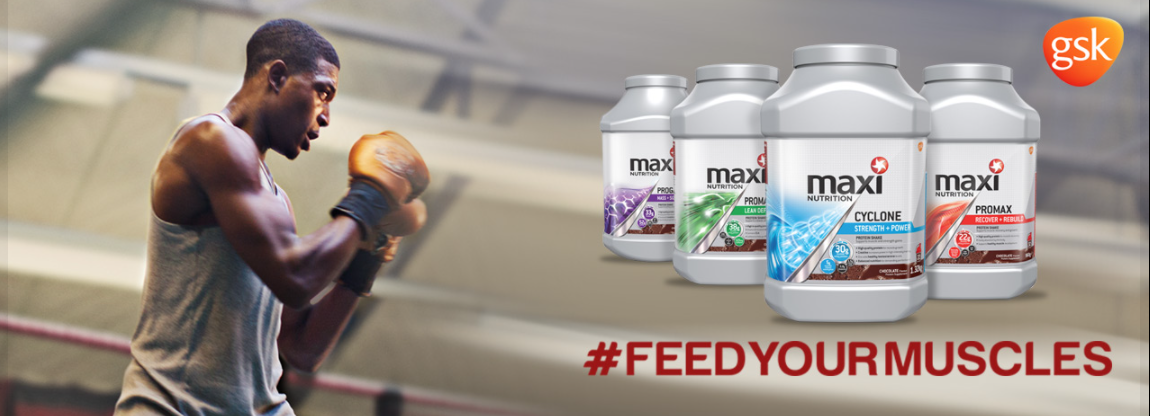 About Maximuscle Homepage