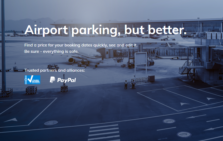 About Blue Circle Parking Homepage