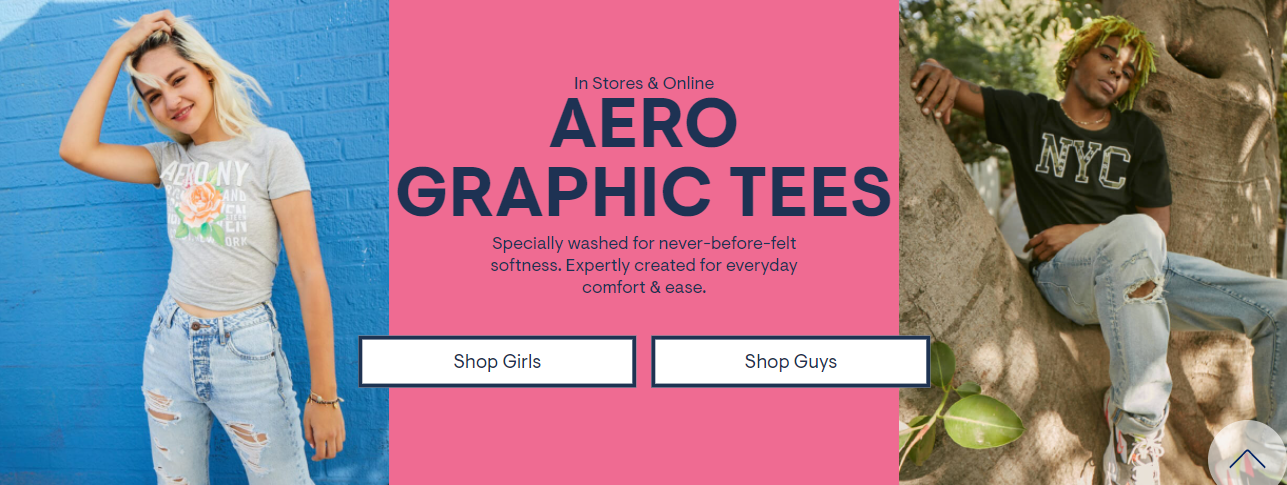 Aeropostale collection