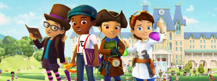 About Adventure Academy Homepage