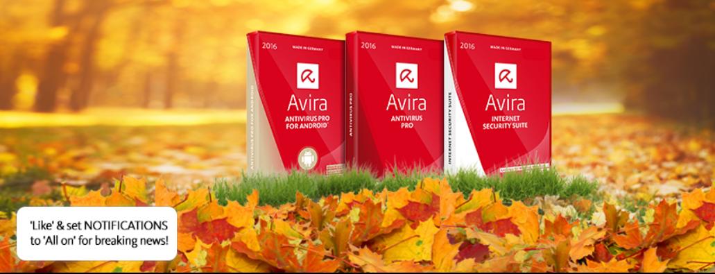 About Avira Homepage