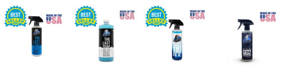 The Last Coat coupon code products range