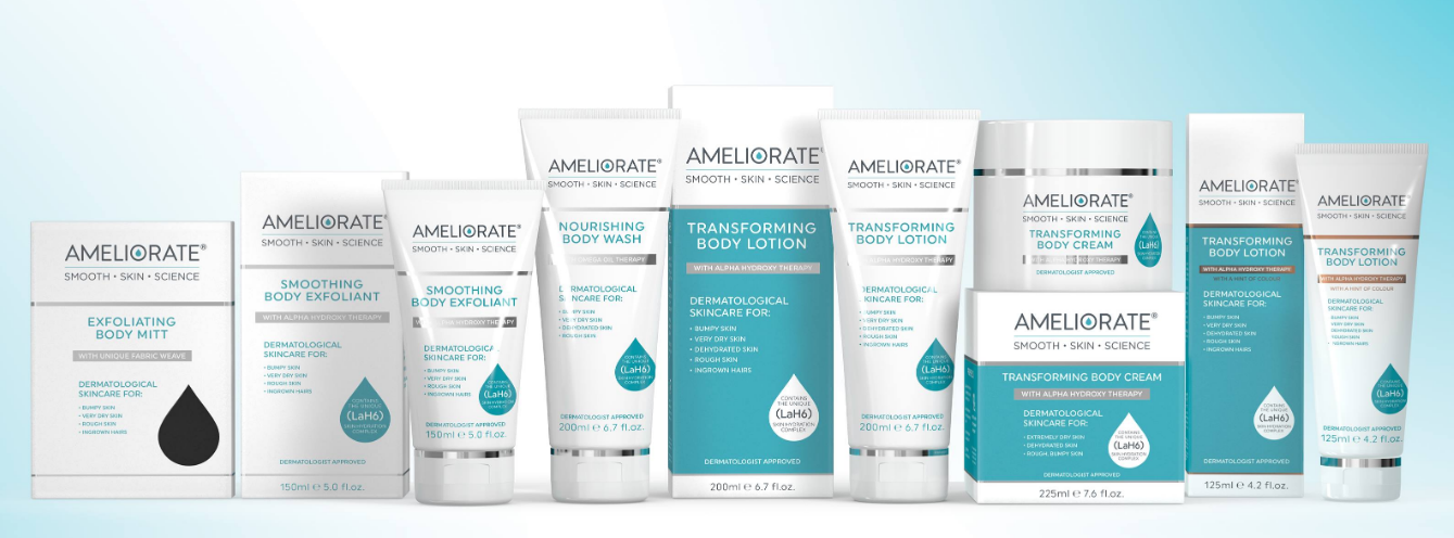 About Ameliorate Homepage