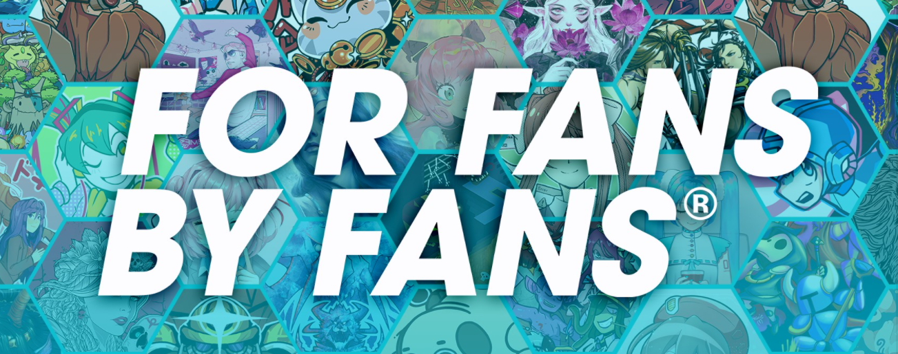 About For Fans By Fans Homepage