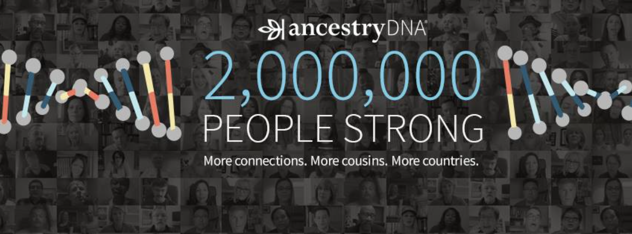 About Ancestry Homepage