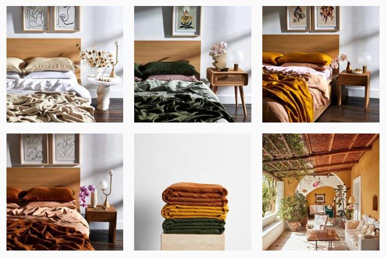 Bed Threads Instagram