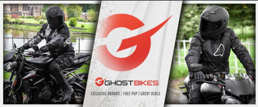 About GhostBikes Homepage
