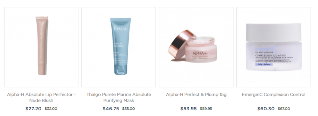 Advanced Skin Care Products