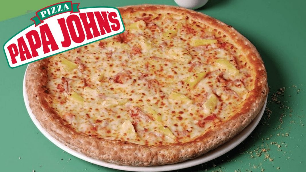 About Papa Johns Homepage