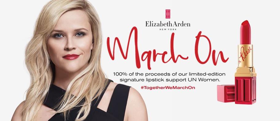 About Elizabeth Arden Homepage