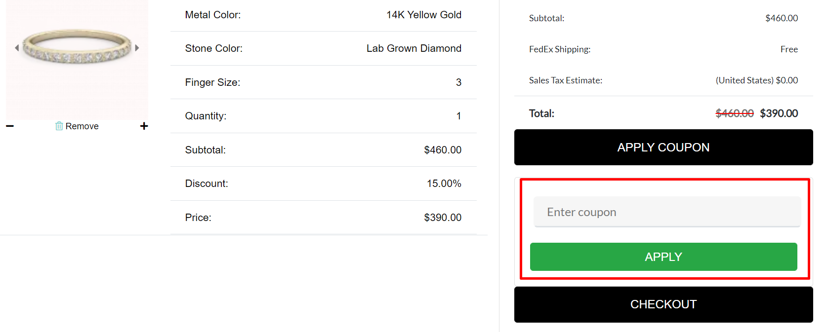 How do I use my Amcor Design coupon code?