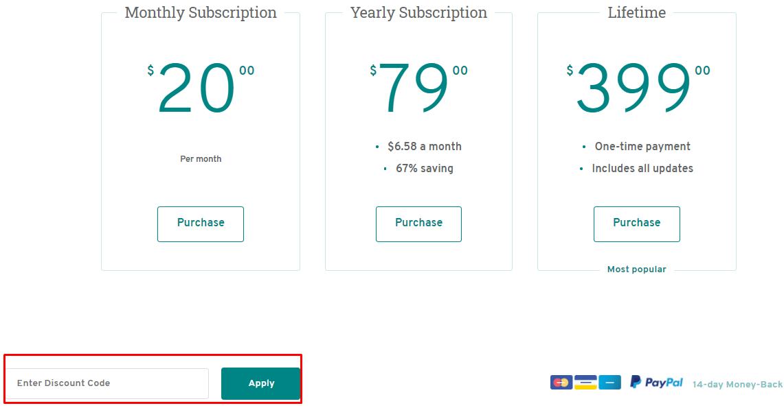 How do I use my ProWritingAid discount code?