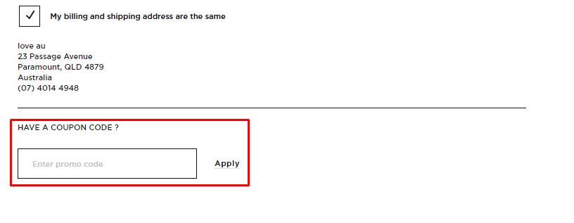 How do I use my Windsor Smith discount code?
