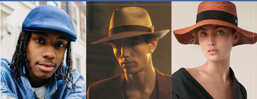 About Hats.com Homepage