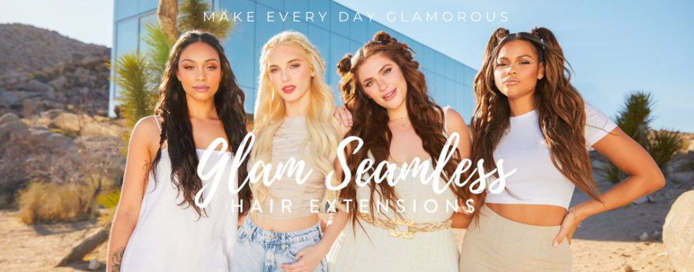 About Glam Seamless Homepage