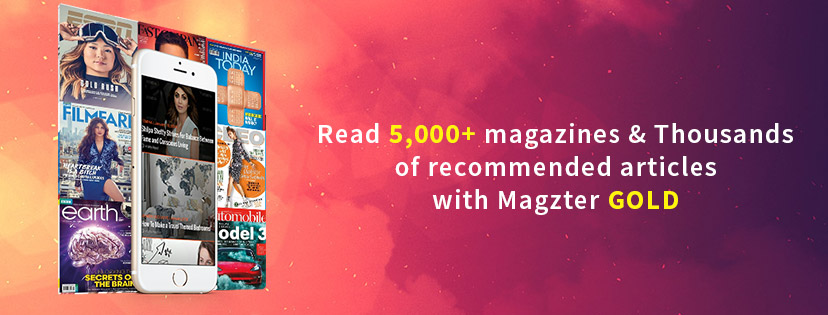 About Magzter Homepage