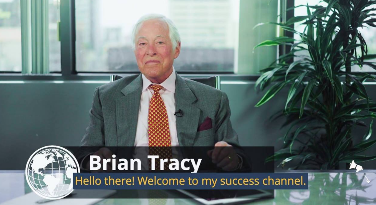 About Brian Tracy Homepage