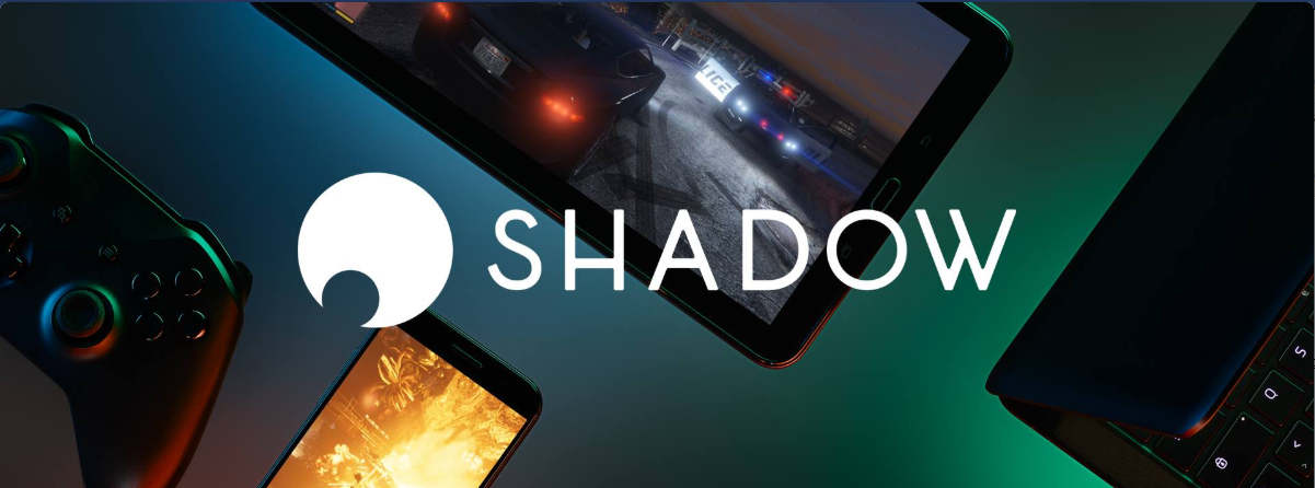 About Shadow Homepage