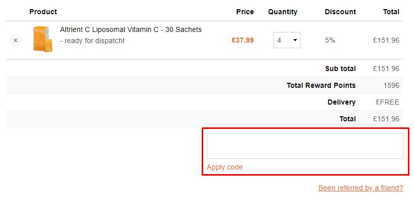 How do I use my Bodykind discount code?