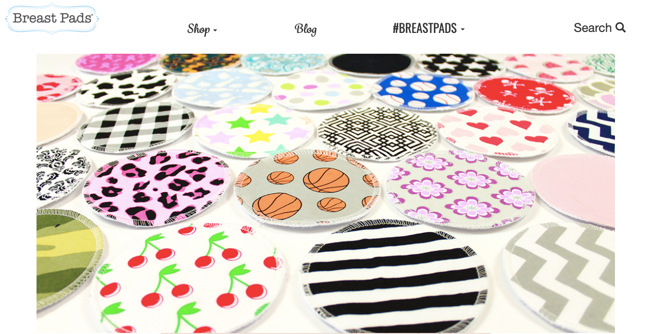 breast pads about us