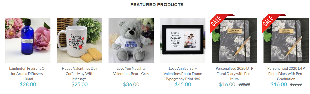 Celebration Giftware Featured Products