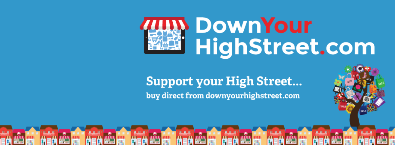 Down Your High Street Homepage