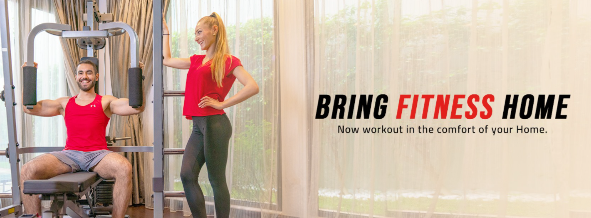 About Active Fitness Store Homepage