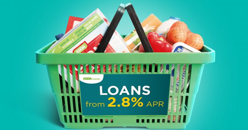 About Asda Loans Homepage