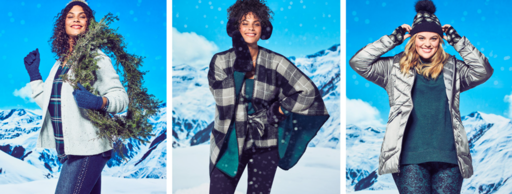 About Lane Bryant Homepage