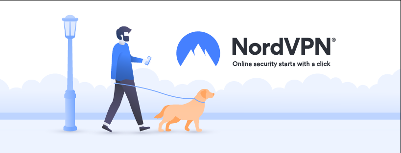 About NordVPN Homepage