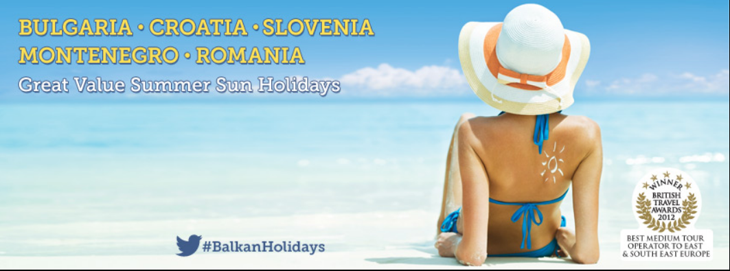 About Balkan Holidays Sales