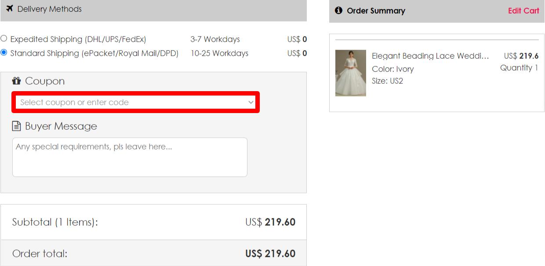 Suzhou Fashion Coupon Code