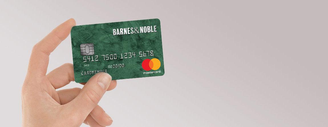The Barnes & Noble Mastercard