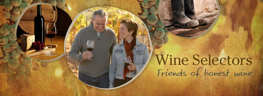 About Wine Selectors Homepage