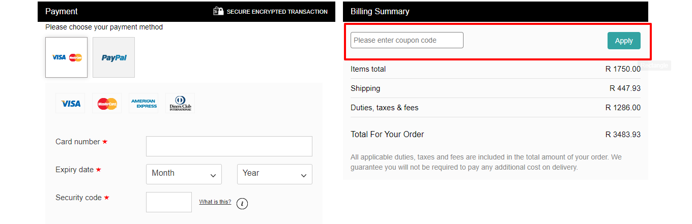 How Do I Use My Coupon Code