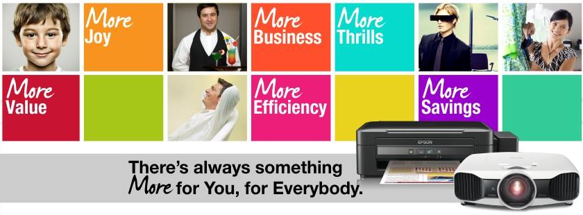About EpsonHomepage