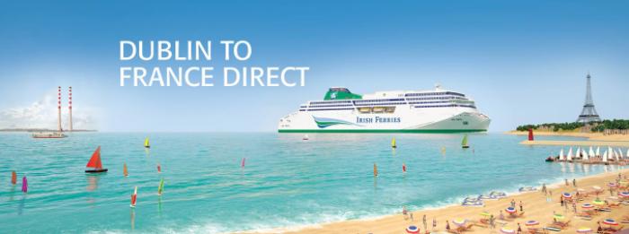 Irish Ferries Homepage