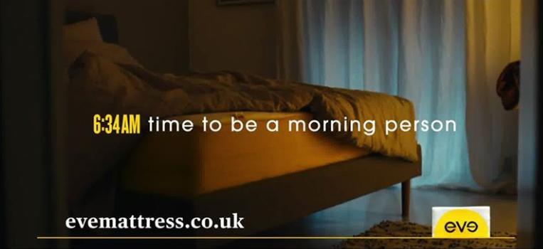 About Eve Sleep Homepage